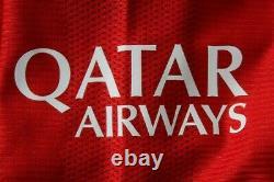 Bayern Munich 2020 2021 Long sleeve Adidas Home Soccer Shirt Jersey Size M