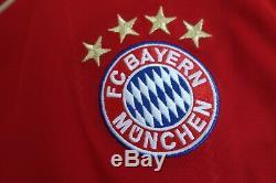 Bayern Munich #31 Schweinsteiger 100% Original Jersey 2012/2013 XL NWT 2944