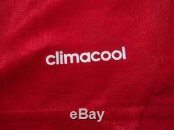 Bayern Munich #7 Ribery 100% Original Jersey Shirt S 2013/14 Home BNWT France