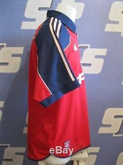 Bayern Munich #9 Elber 1999/2001 Home Size L Adidas shirt jersey trikot football