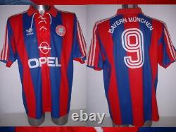Bayern Munich Adidas XL Shirt Jersey Trikot Football Soccer Munchen Vintage 1989