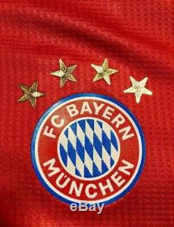 Bayern Munich FC 20/21 Home Jersey #19 A. Davies (Large)