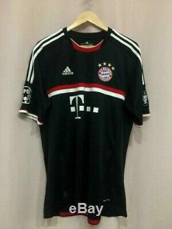 Bayern Munich Germany 2011/2012 Cup Football Shirt Jersey Trikot C/l Muller #25