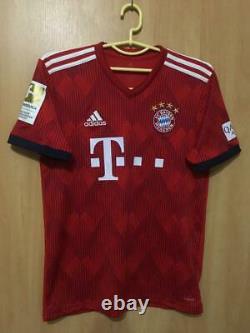 Bayern Munich Germany 2018/2019 Home Football Shirt Jersey Trikot Coman #29