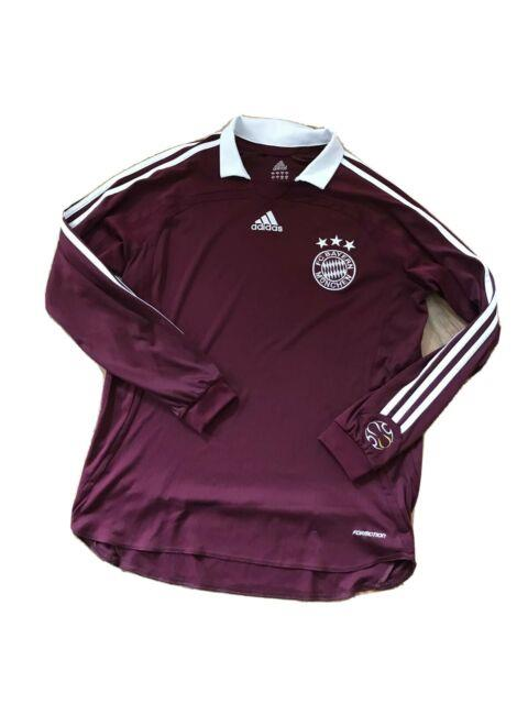 Bayern Munich Germany Adidas Formotion Soccer Player Issue Large Football Jersey