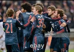 Bayern Munich Germany Phillip Lahm Adidas Formotion Shirt Player Issue Jersey