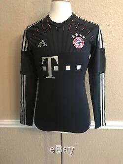 Bayern Munich Germany Player Issue Techfit 8 No Formotion Match Unworn jersey