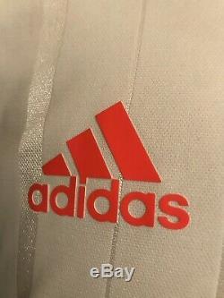 Bayern Munich Germany Player Issue Techfit Jersey 9 Football Soccer Trikot Shirt
