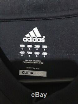 Bayern Munich Germany Player Issue Techfit Trikot Size 6 Shirt Football Jersey