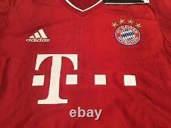 Bayern Munich Home Jersey adidas 2020/2021 M, XL #9 Lewandowski Aeroready