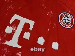 Bayern Munich Humanrace Blank Jersey Adidas Pharrell Williams Men's NWT LARGE