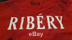 Bayern Munich Jersey 2010/2011 Ribery TECHFIT