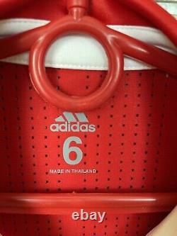Bayern Munich Jersey 2016/17 Home Player Issue Sz 6 Soccer Trikot Adidas AI0053