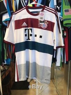 Bayern Munich Jersey Authentic Adidas Stadium Third Jersey