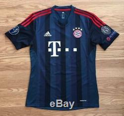 Bayern Munich Jersey Match Issued formotion no techfit