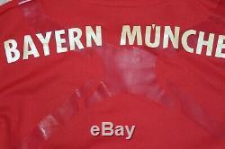 Bayern Munich Jersey Shirt 100% Authentic Techfit Player Issue M 2011/2012 USED