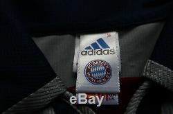 Bayern Munich Jersey Shirt adidas 100% Original Men's L 1998/1999 CL Away