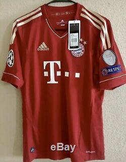 Bayern Munich Lahm XXL Germany Shirt Football Soccer Adidas Jersey