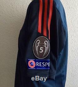 Bayern Munich Mandzukic Croatia Player Issue Shirt Formotion Match Unworn jersey