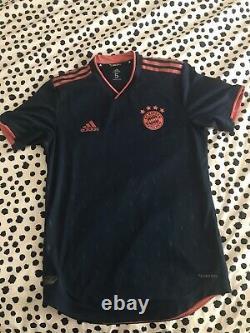 Bayern Munich Match Issue 3rd Jersey 19-20