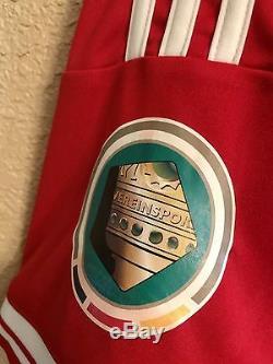 Bayern Munich Md Schweinsteiger Germany Pokal Cup Jersey Edition Chicago Shirt