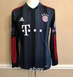 Bayern Munich Muller Germany Formotion Shirt Player Issue Football Jersey