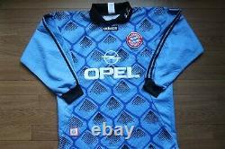 Bayern Munich Munchen #1 Kahn 100% Original GK Jersey