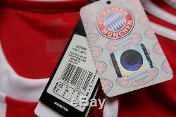 Bayern Munich Munchen #32 Kimmich Original Signed Jersey Shirt 2017/2018 1024