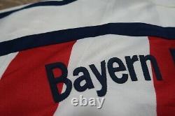 Bayern Munich Munchen Jersey Shirt 100% Original 2000/2001 Away M USED