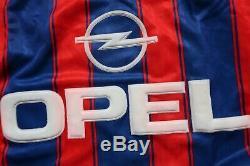 Bayern Munich Munchen Jersey Shirt adidas 100% Original Men's L 1996/1997 Home