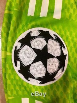 Bayern Munich Neuer Trikot Player Issue Adizero No Formotion Match Unworn shirt