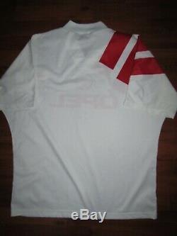 Bayern Munich, Opel, 1991-93, Adidas, vintage football jersey, great, XL