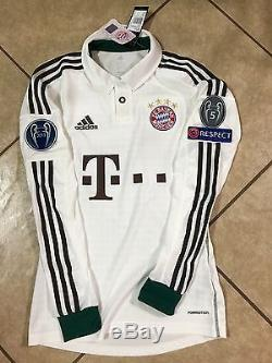 Bayern Munich Player Formotion Shirt Match Unworn Muller Germany Trikot Jersey