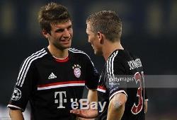 Bayern Munich Player Issue Formotion XL Match Unworn schweinsteiger Jersey shirt