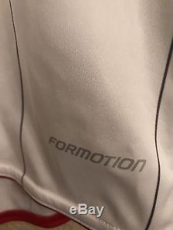 Bayern Munich Player Issue Lahm Muller Era Formotion Match Unworn Shirt Jersey