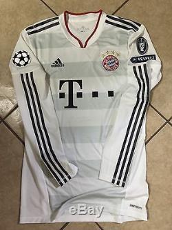Bayern Munich PlayerIssue Techfit Match Unworn Man U schweinsteiger Jersey shirt