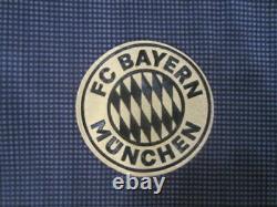 Bayern Munich Robert Lewandowski 9# JERSEY BLACK 2022 NEW WITH TAGS ALL PATCHES