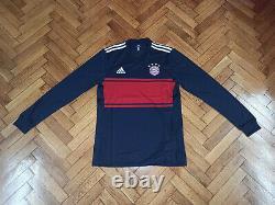 Bayern Munich Soccer Jersey Adidas Football Shirt Player Issue Trikot Adizero M
