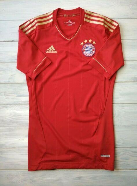 Bayern Munich Authentic Techfit Jersey 6 2012 2013 Shirt W63858 Soccer Adidas