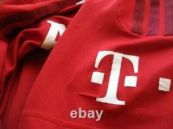 Bayern Munich football shirt 2015-2016 Youth Team Player Issue Adidas #3 Maloku