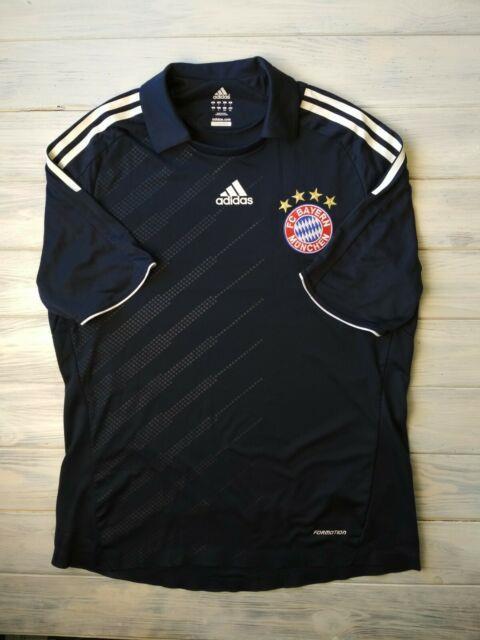 Bayern Munich Formotion Jersey Large 2008 2009 Player Issue Shirt Soccer Adidas
