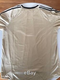 Bnwt New Adidas Bayern Munchen Munich 2004 2005 Football Shirt Jersey Dual Layer