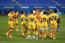 Coutinho Senyera Match Worn Prepared Fc Barcelona Bayern Munich Liverpool