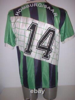 FC 08 Homburg Shirt Jersey Trikot Football Soccer Player Adult XL Puma Vintage