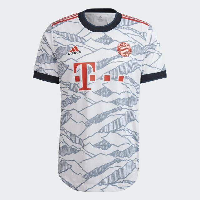 Fc Bayern 21/22 Third Authentic Jersey Mens Brand New With Tags