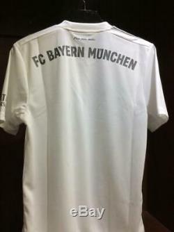 FC BAYERN Munich AWAYSoccer JERSEY 2019/20 Adidas Men's DW7406