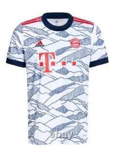 FC Bayern München Championsleague Trikot 2021/2022 XS-3XL Jersey Munich 21/22