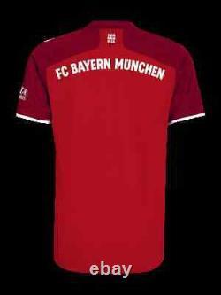 FC Bayern München Trikot 2021/2022 NEU Jersey Munich Heimtrikot 21/22 Heim Home
