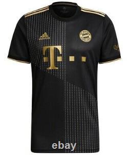 FC Bayern München Trikot 2021/2022 XS-3XL NEU Jersey Munich Away 21/22 Adidas