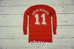 FC Bayern München Trikot Adidas Commodore Rarität Jersey Vintage 1984 1985 Sz S